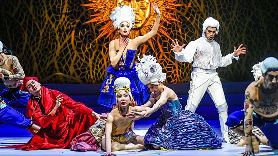 """Marie Antoinette"" als Tanzstück am Musiktheater Linz 21846710"