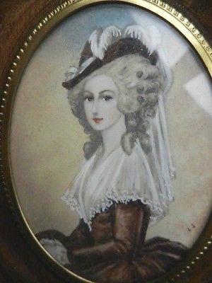 A vendre: miniatures de Marie Antoinette? - Page 7 Miniat10
