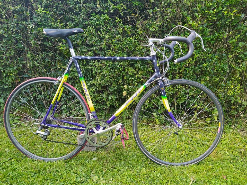 Cycles AJP cadre Reynolds 708 1990 21986310