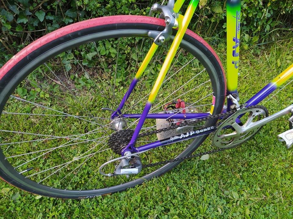 Cycles AJP cadre Reynolds 708 1990 22351610