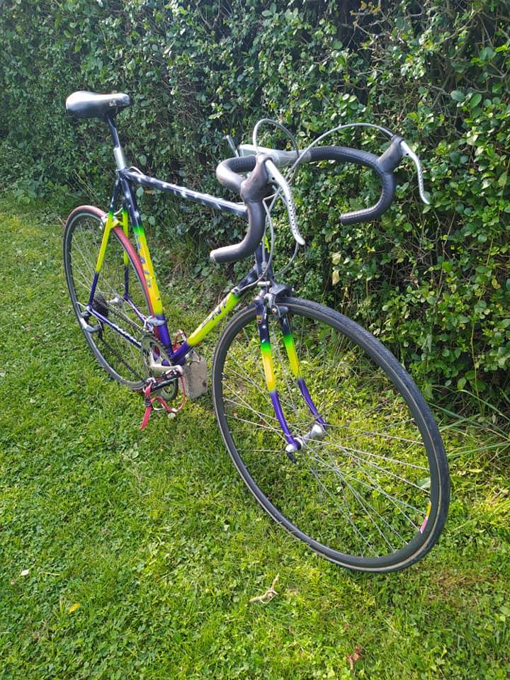 Cycles AJP cadre Reynolds 708 1990 22414010