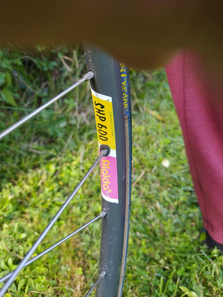 Cycles AJP cadre Reynolds 708 1990 22721710