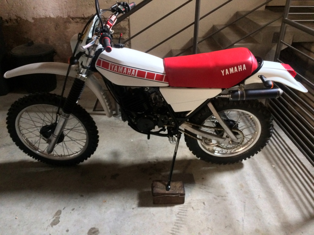 Enfin ma DTMX 125.  Img_4014