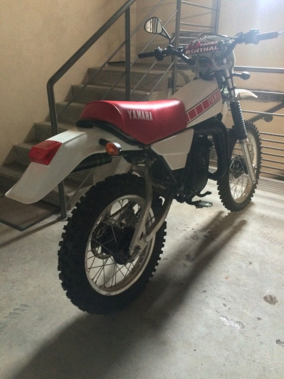 Enfin ma DTMX 125.  Img_4015