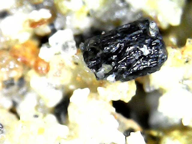 Identificar los minerales. S2018017