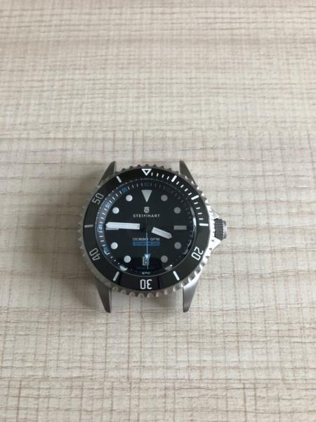 Ocean - Bracelet Steinhart ocean titanium 500 premium Img_5812