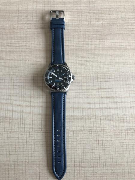 Ocean - Bracelet Steinhart ocean titanium 500 premium Img_5815