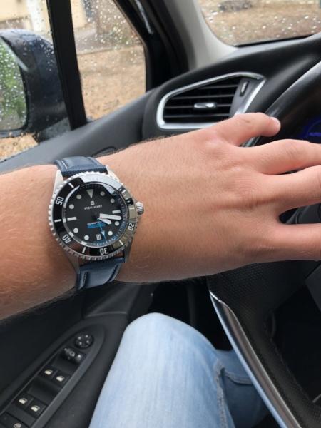 Ocean - Bracelet Steinhart ocean titanium 500 premium Img_5818