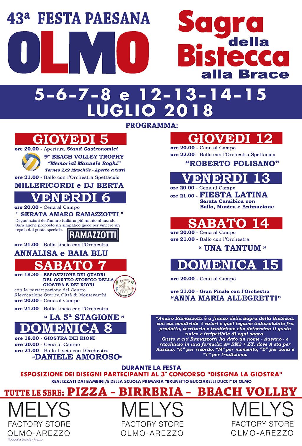 Sagra della Bistecca Olmo - Arezzo Locand10