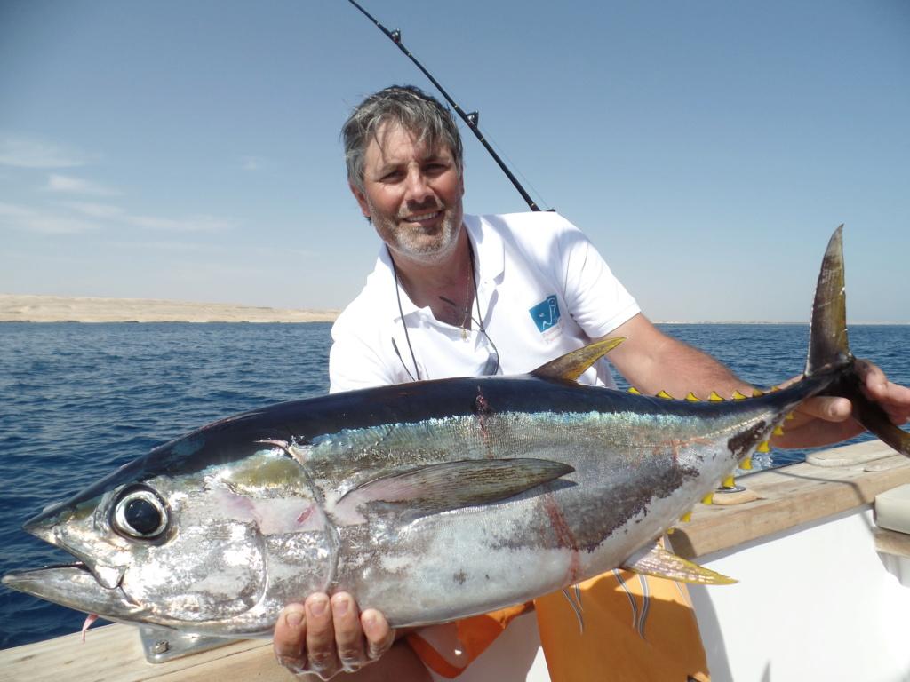 Séjour Croisière de pêche En Egypte en mer Rouge Formul10