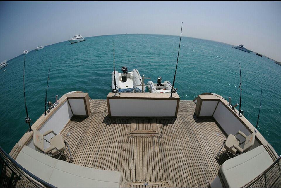 Séjour Croisière de pêche En Egypte en mer Rouge Iceber11