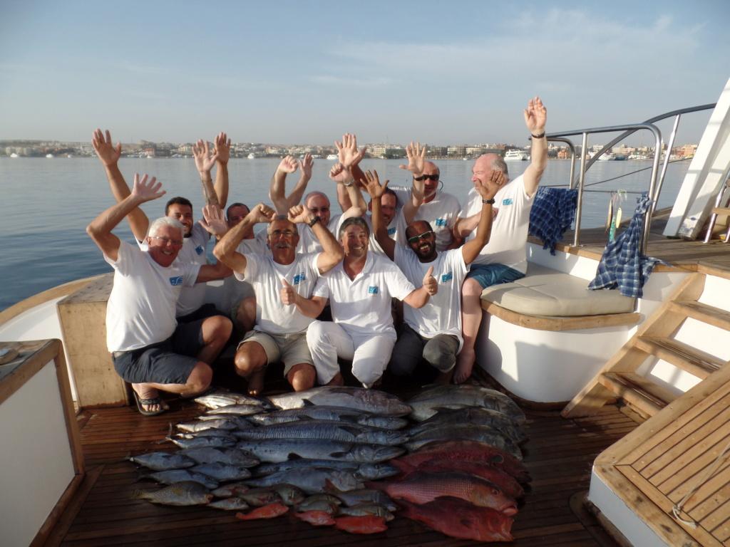 Séjour Croisière de pêche En Egypte en mer Rouge Sam_2211