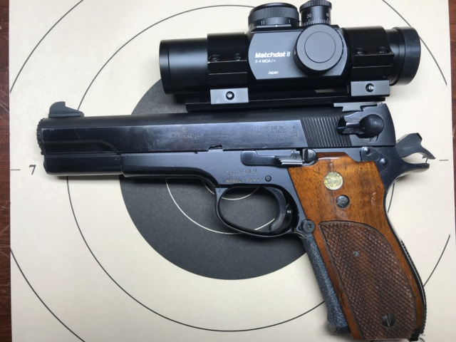 S&W Model 52-1 Giving Me Unwanted Twofers: One Trigger Pull = Two Shots Sw_52-11
