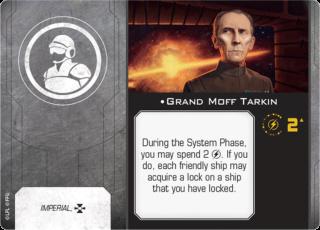 Großmoff Tarkin (Crew) Card_u10