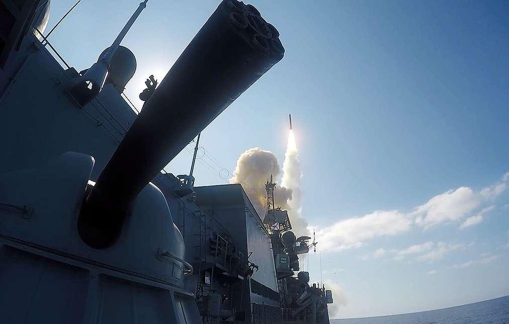 Ground-Based Kalibr Missile 49485310