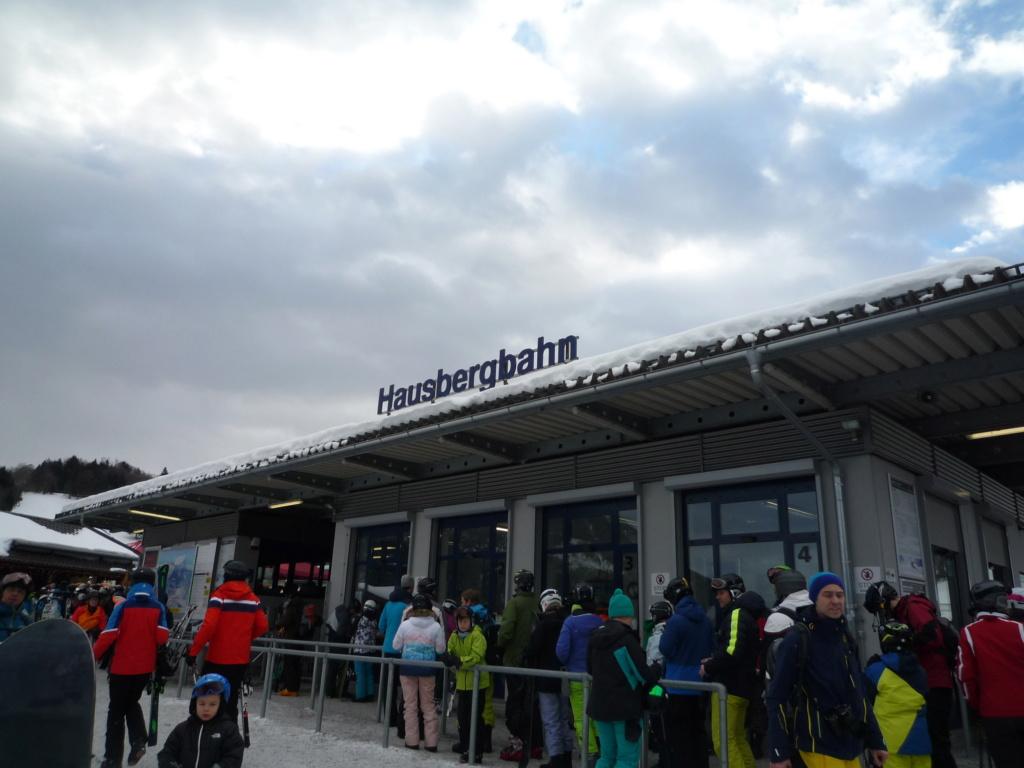 Télécabine Débrayable 8 places (TCD8) / 8 EUB Gondelbahn Hausbergbahn P1060139