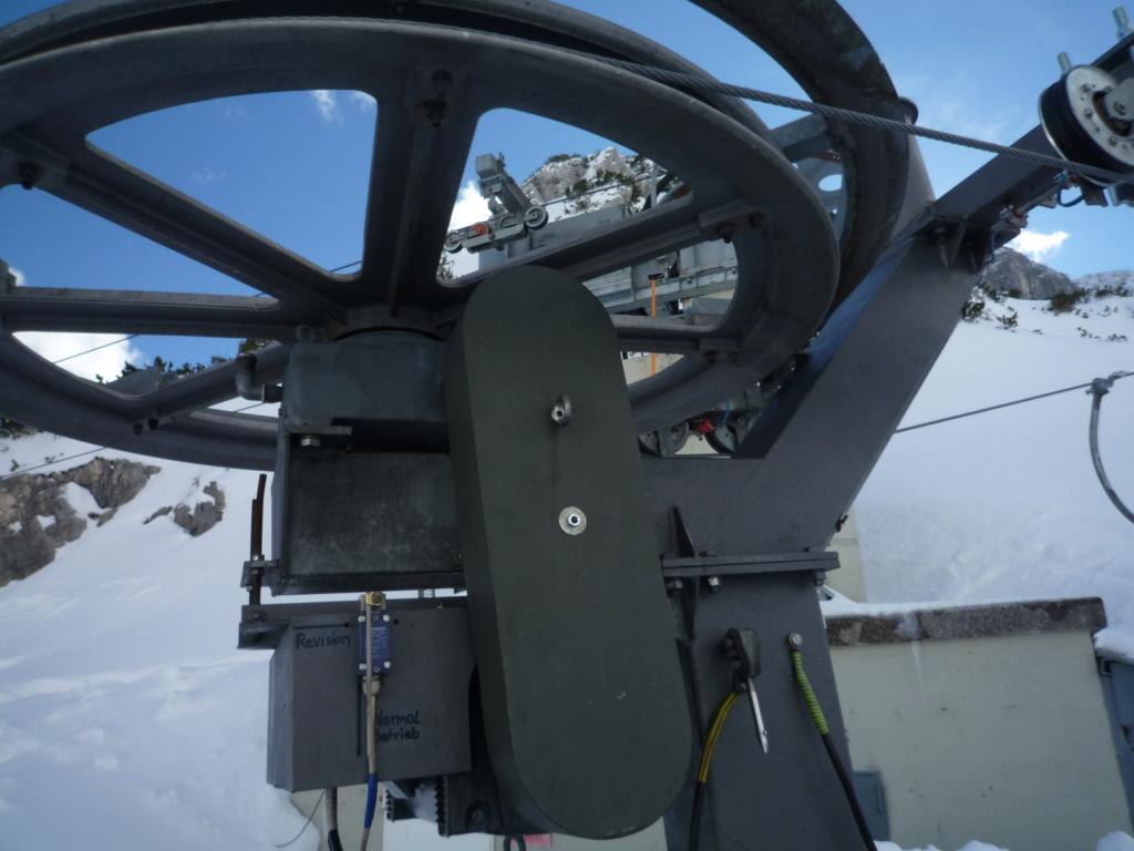 Téléski à Enrouleurs (TKE) / Tellerlift (SCHL) Bernadeinlift 2 P1060326