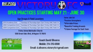 Victory FC 04 is looking for players  3876de10