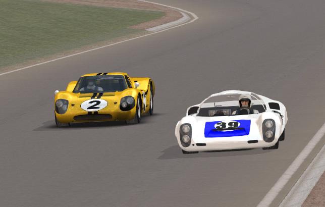 Porsche 910 Compar10