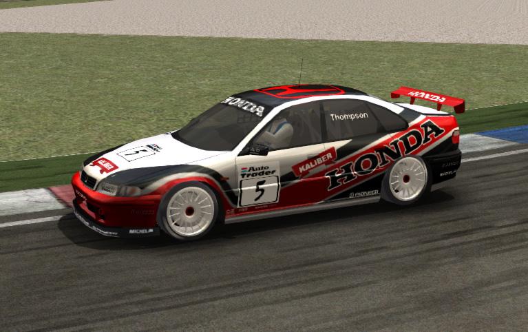 Tyre for GTR2 conversion Honda10