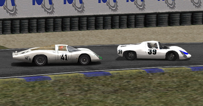 Porsche 910 Side10