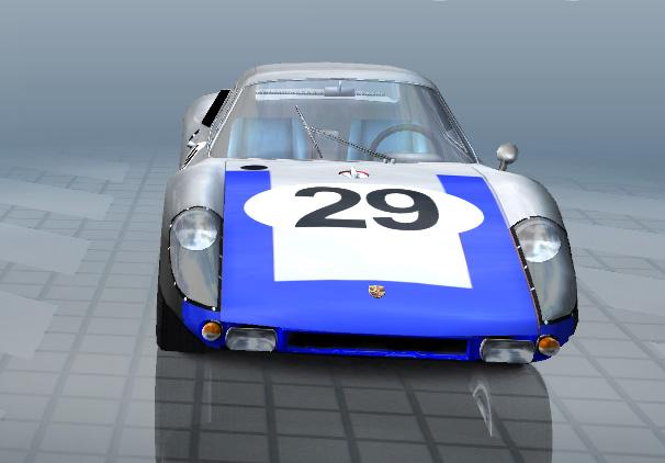 Porsche 904/8 Carrera (GTS) - Page 2 Spots10