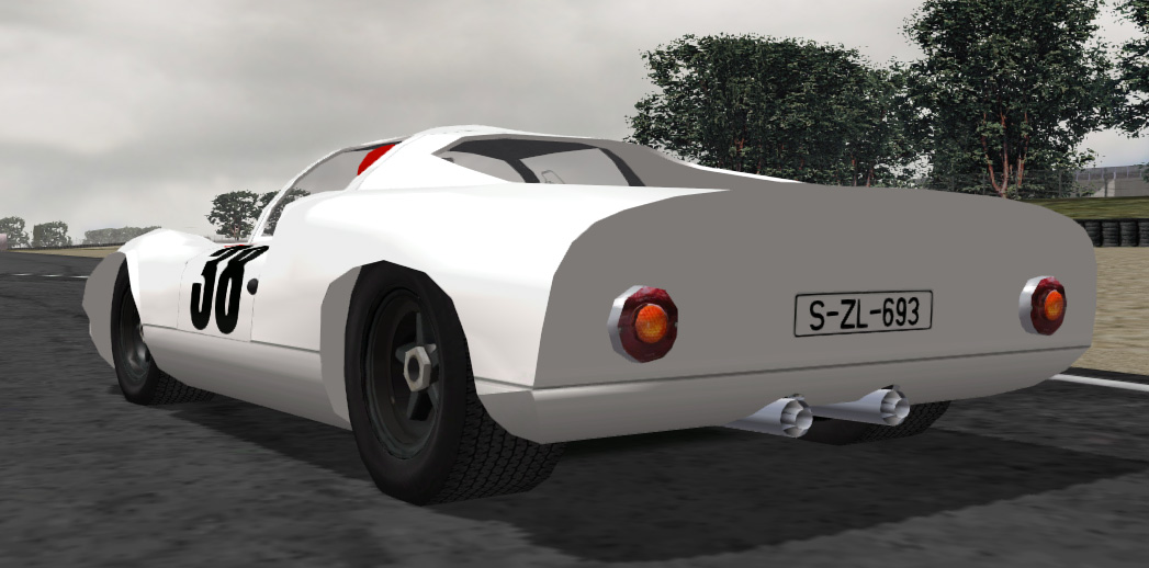 Porsche 910 Tidy10