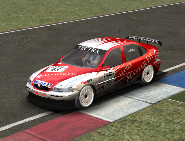 Tyre for GTR2 conversion Vectra10