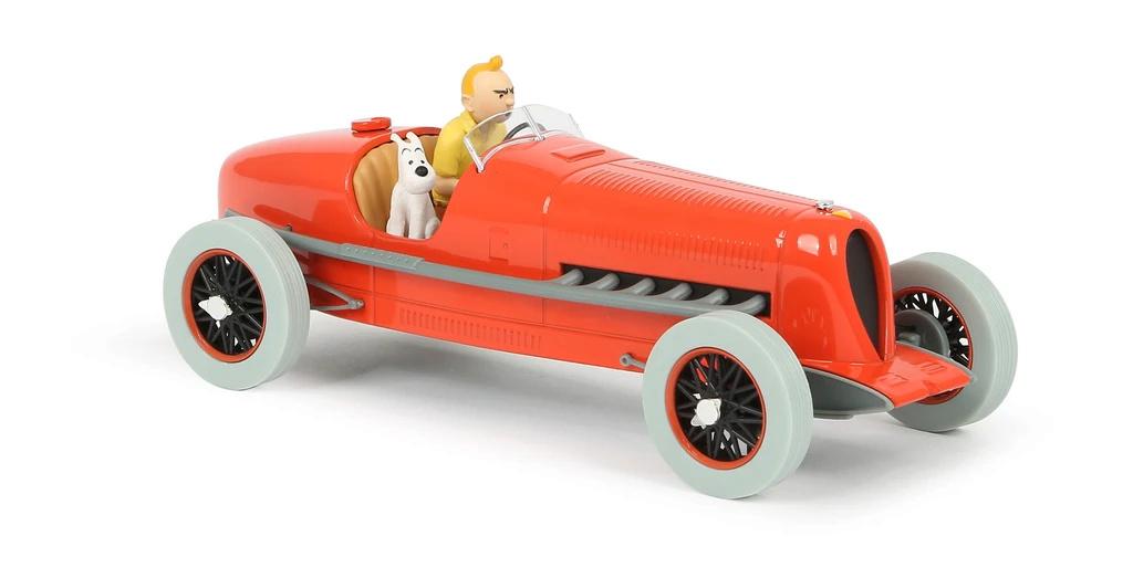 Tintin's Alpha Romeo P3 0bc37110