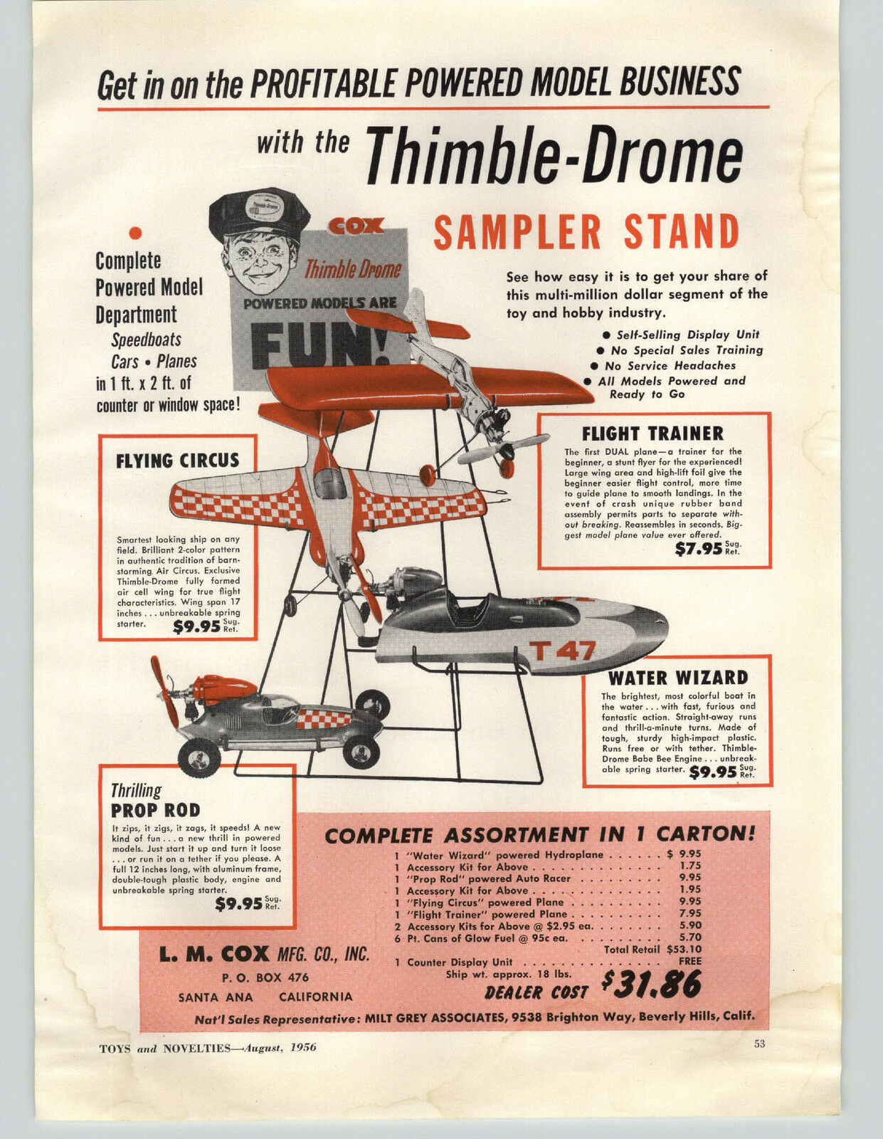 Let us not forget the old Sears cataloges this time of year!!! 1956-p10