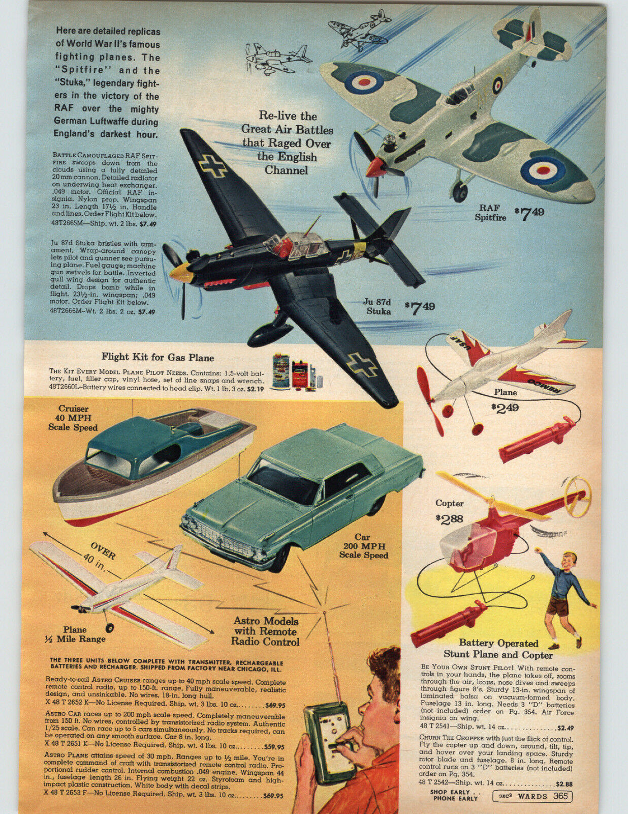 Let us not forget the old Sears cataloges this time of year!!! 1965-p10