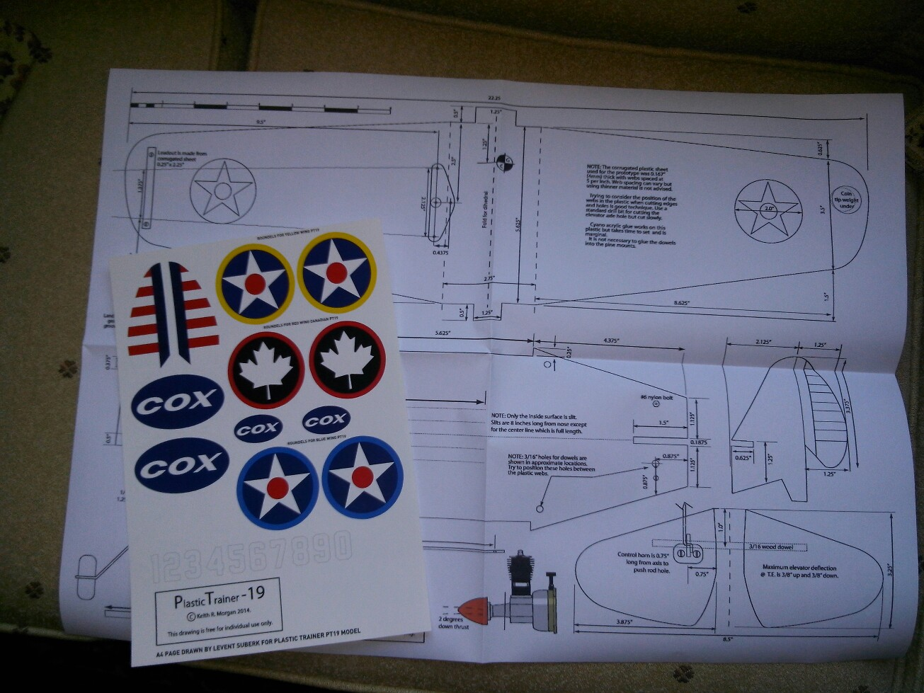 """EXTREMELY RARE COX THIMBLE DROME PROTOTYPE """"BLACK WIDOW"""" GAS MODEL AIRPLANE - Page 4 20200810"""