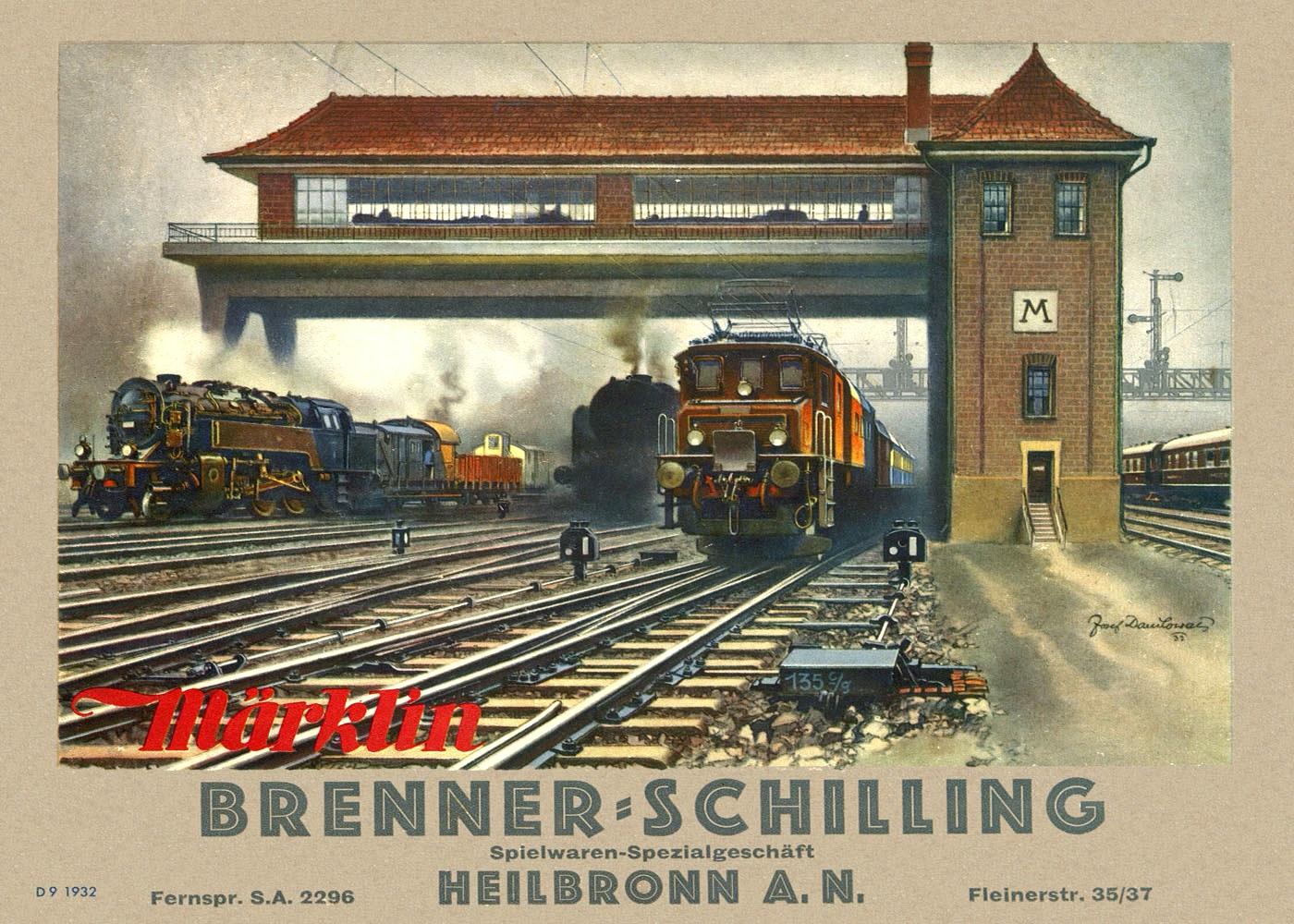 Various Model Railway Catalogs 20210510