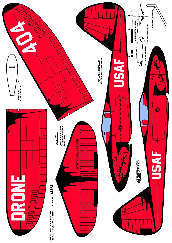 Jim Walker's Interceptor Plan A3-87710