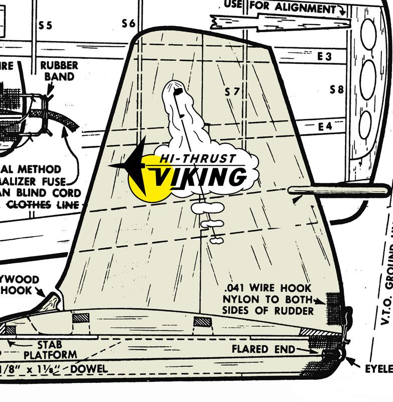 Carl Goldberg Hi Thrust Viking Ht_vik12