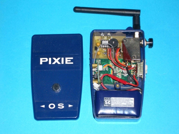 Single and Multi Channel 2.4 GHz Conversions Pixie-10