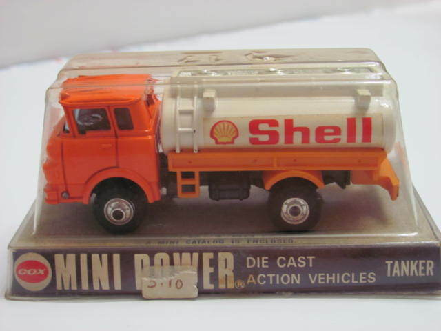 Cox Mini Power Diecast Vehicle S-l16010