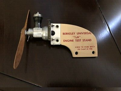 Berkeley Test Stand for 1/2A Engines S-l40010