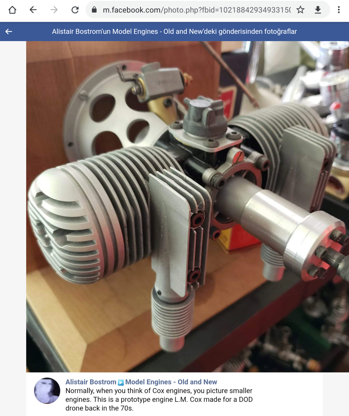 Cox Drone Engine  Screen11