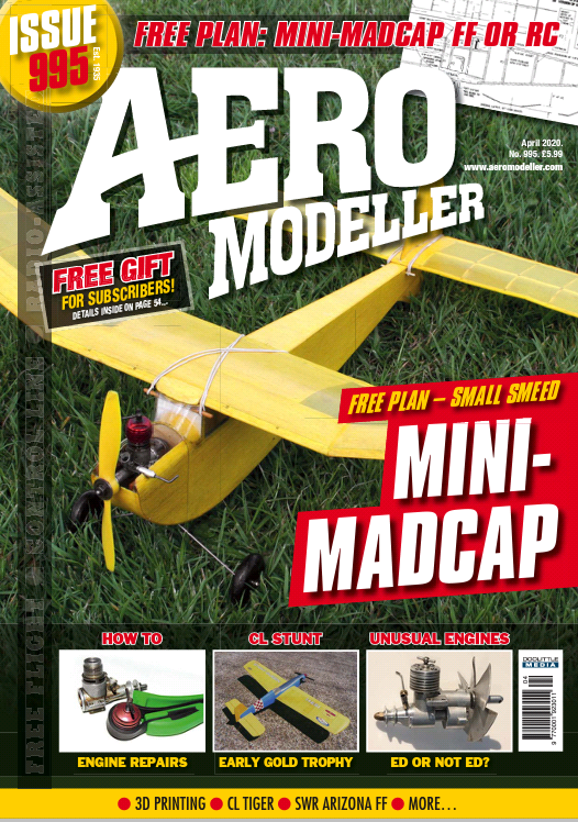 Aeromodeller April issue article Screen33