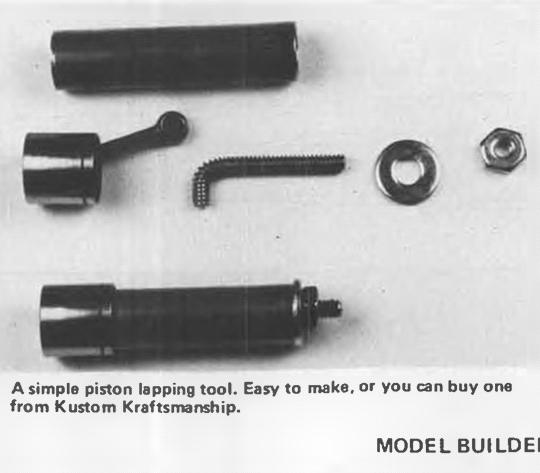 Laping tool  Screen63