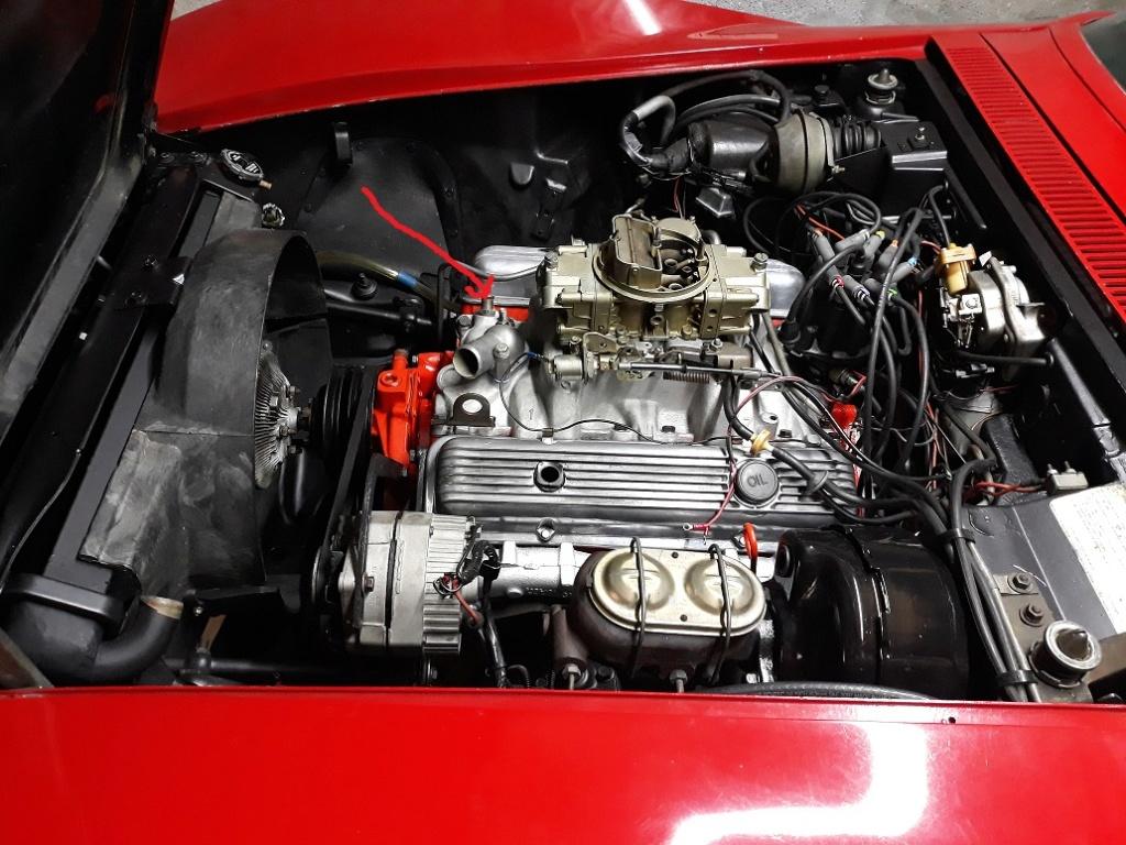 Corvette LT-1 (1971) - Page 39 20180811