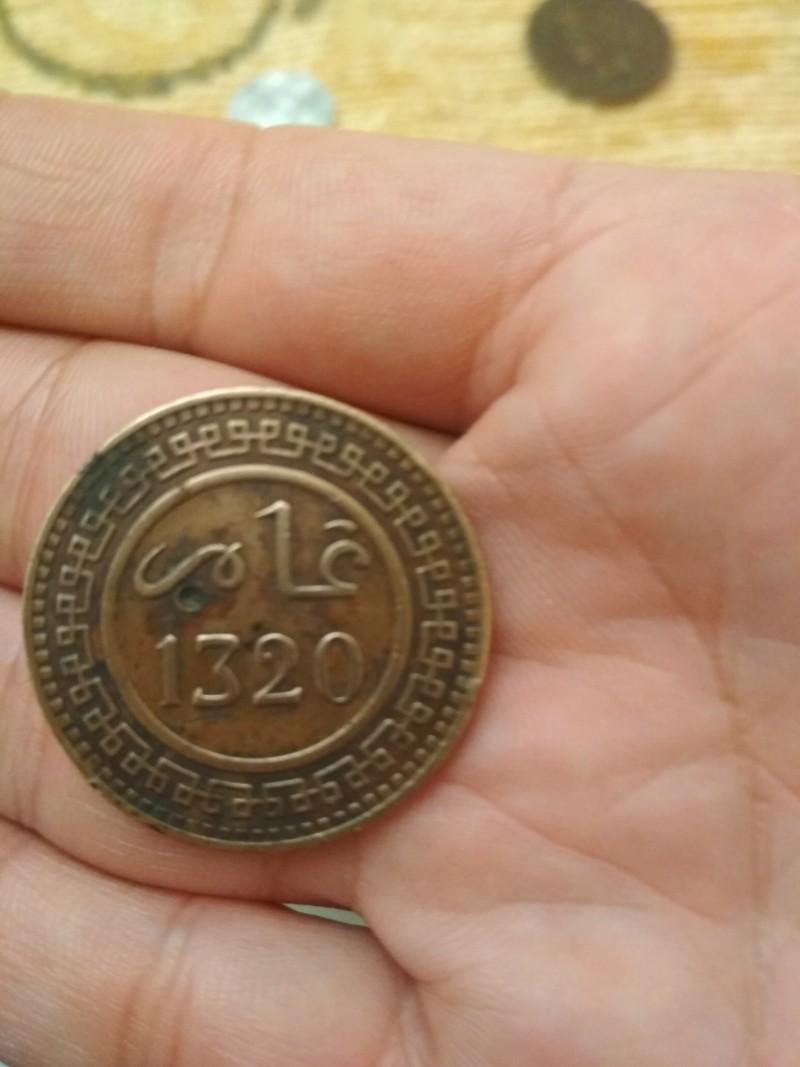 10 Mazunas de Marruecos, año 1320 hégira. 20181212