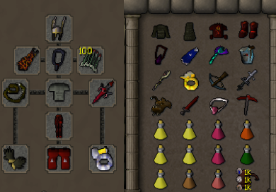 Raids 1 Cox Gear Progression Raidsm10