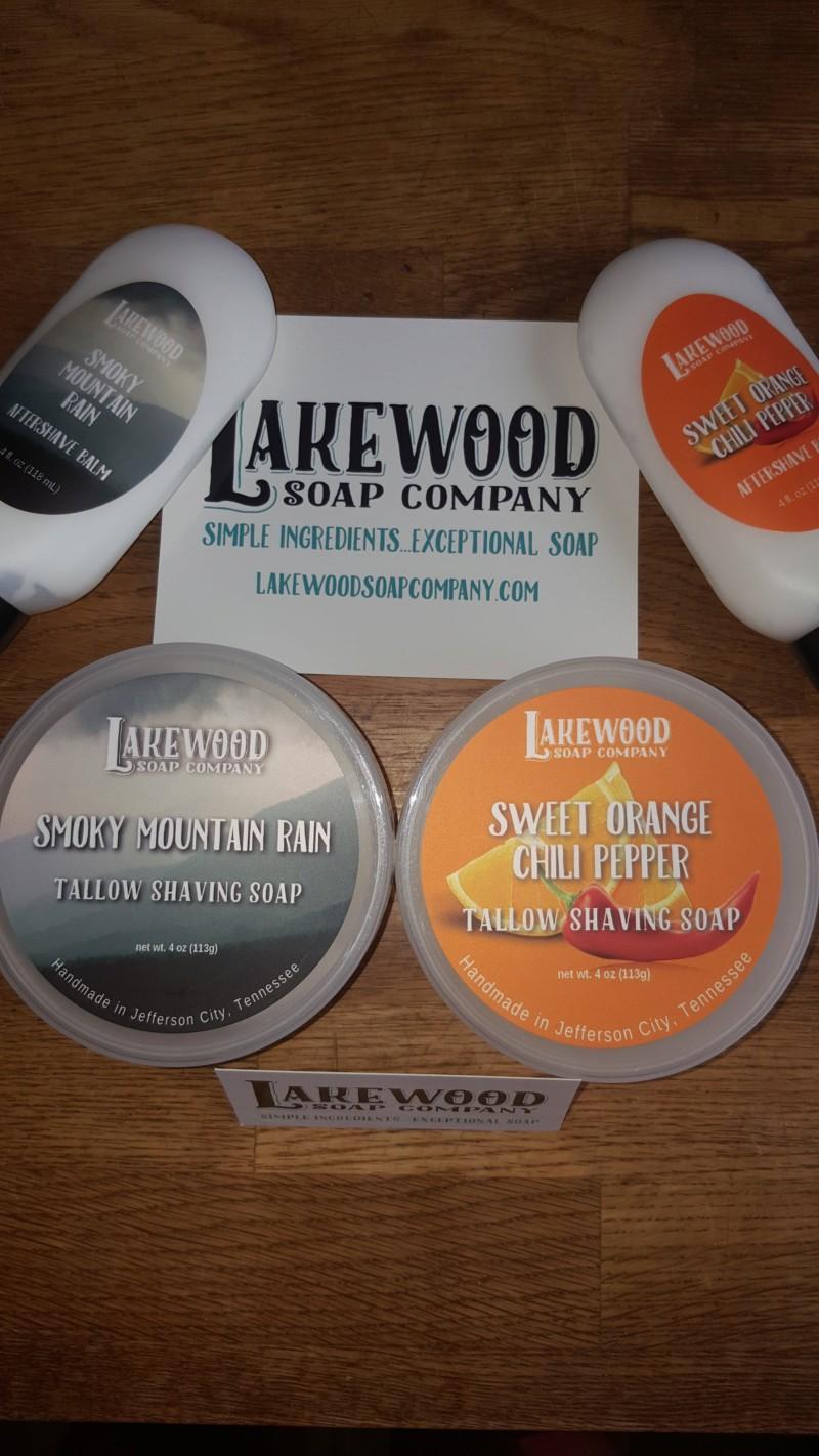 Présentation de la marque Lakewood soap company 20190227