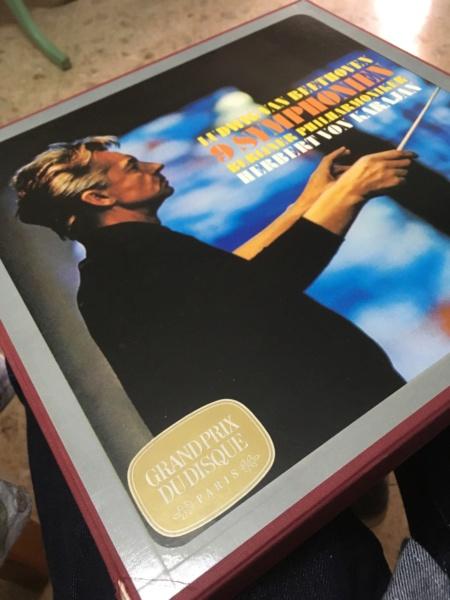 La enésima reedición en vinilo de las Sinfonías de Beethoven dirigidas por Karajan (63) Img_5712