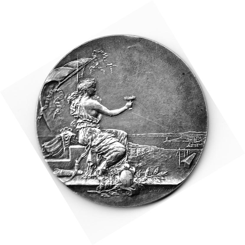 Estimation médaille de guerre d'Italie et concours de Tir Medill10
