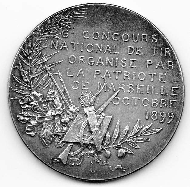 Estimation médaille de guerre d'Italie et concours de Tir Medill11