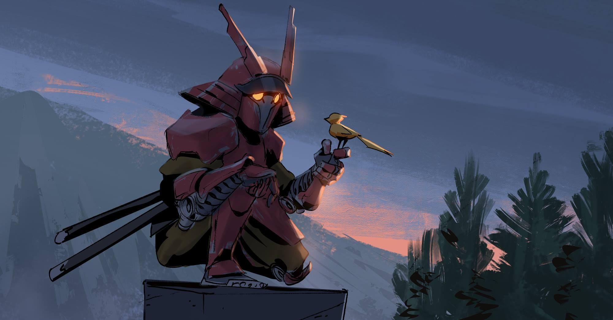 Rook: The Quiet Guardian 01b0b310