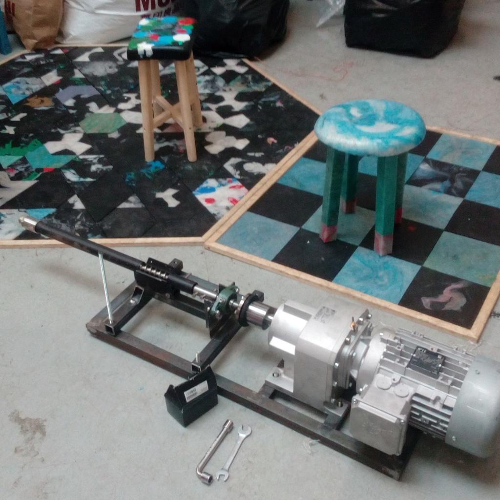 Atelier recyclage plastique Extrud10